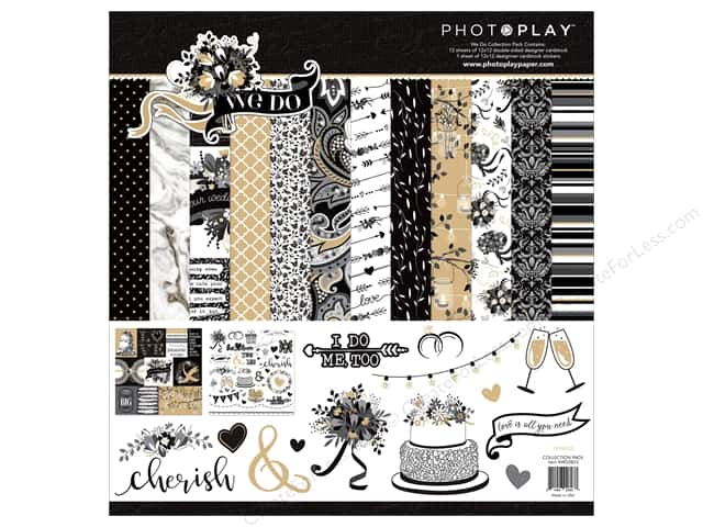 "Photo Play Collection We Do Collection Pack 12""x 12"""