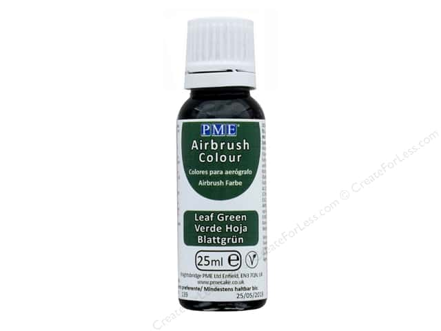 PME Airbrush Color 25 ml Leaf Green
