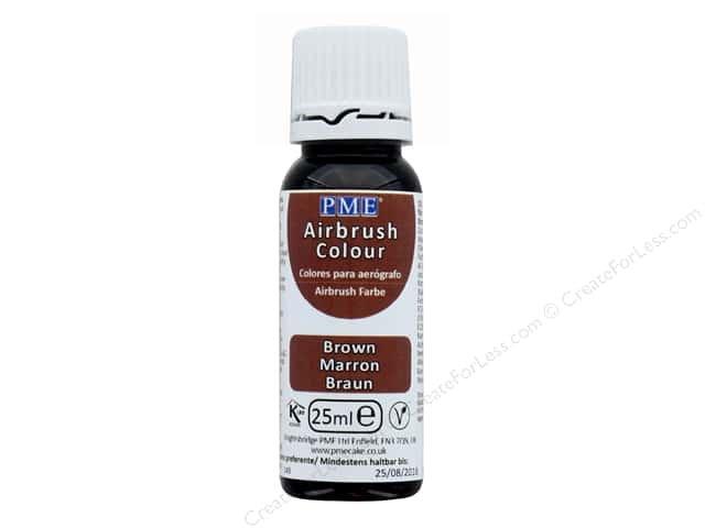 PME Airbrush Color 25 ml Brown