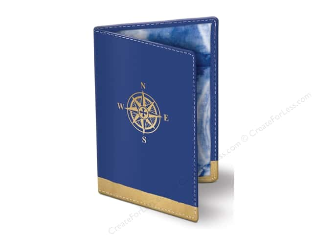 Lady Jayne Passport Cover Compass