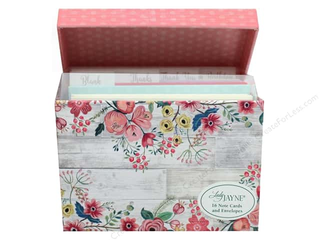 Lady Jayne Note Cards All Occasion Floral