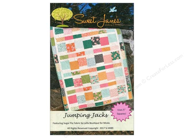 Sweet Jane's Designs Jumping Jacks Pattern