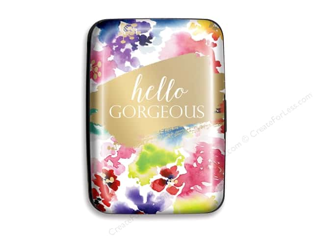 Lady Jayne Case Credit Card Floral Hello Gorgeous