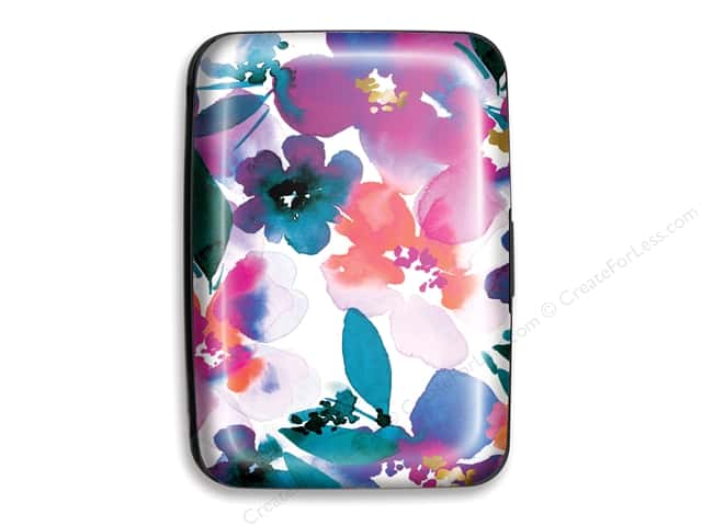Lady Jayne Case Credit Card Floral Tropical
