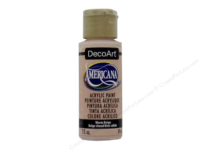 DecoArt Americana Acrylic Paint 2 oz. #078 Flesh Tone