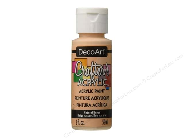 DecoArt Crafter's Acrylic Paint 2 oz. #9 Flesh