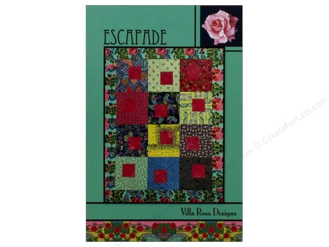Villa Rosa Designs Escapade Pattern Card