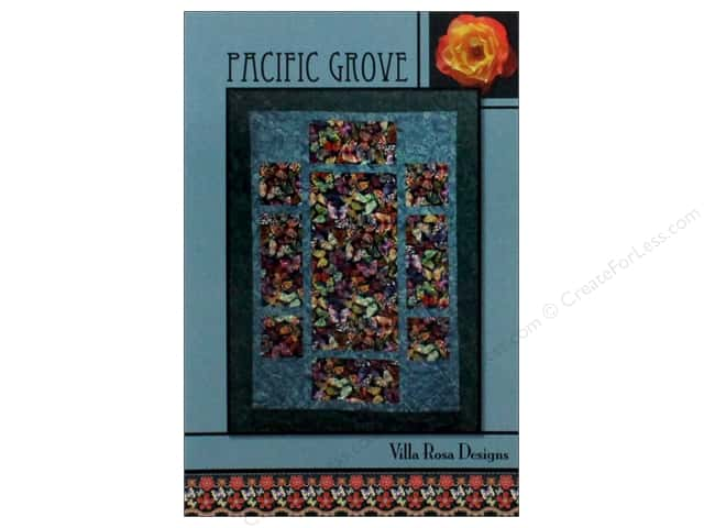 Villa Rosa Designs Pacific Grove Pattern Card