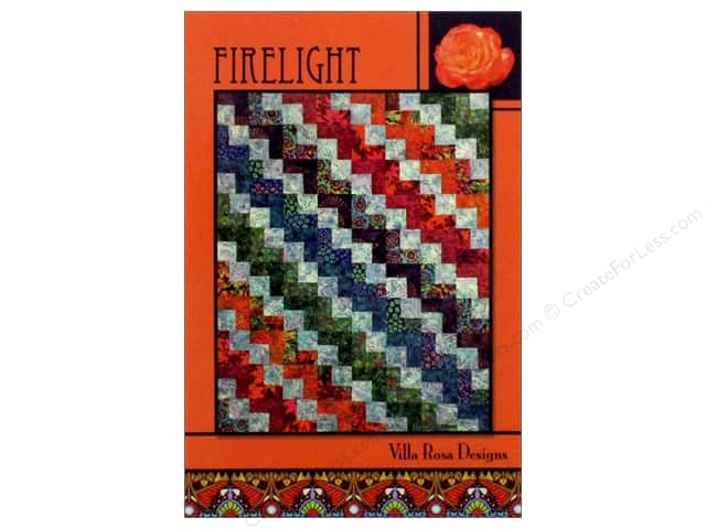 Villa Rosa Designs Firelight Pattern Card