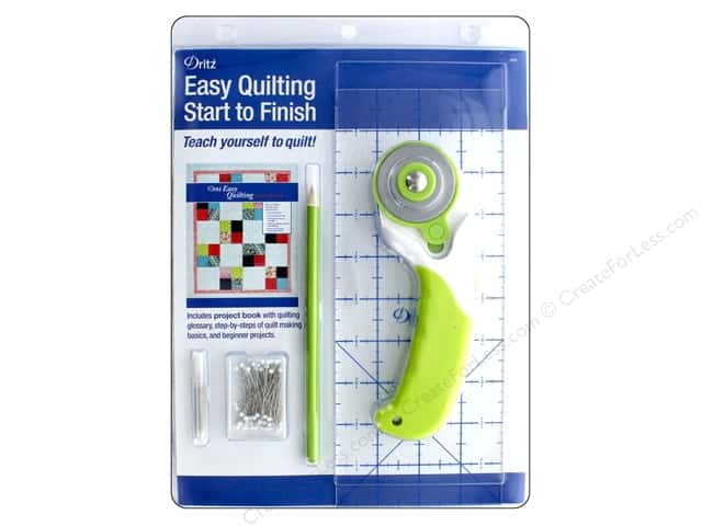 Dritz Kit Easy Quilting