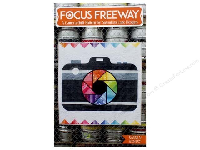 Sassafras Lane Designs Focus Freeway Pattern