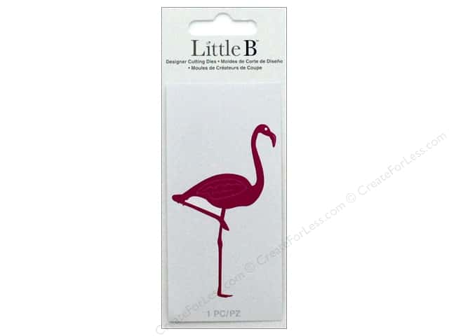 Little B Cutting Die Mini Flamingo