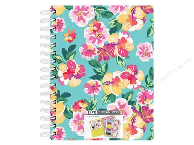 Paper House Collection Life Organized Planner Embrace Today
