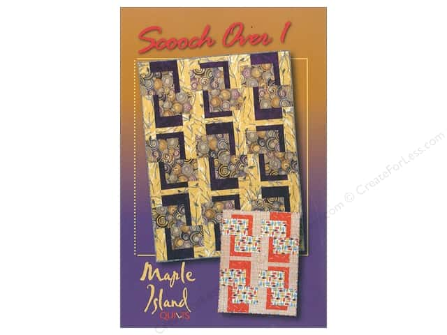 Maple Island Quilts Scooch Over 1 Pattern