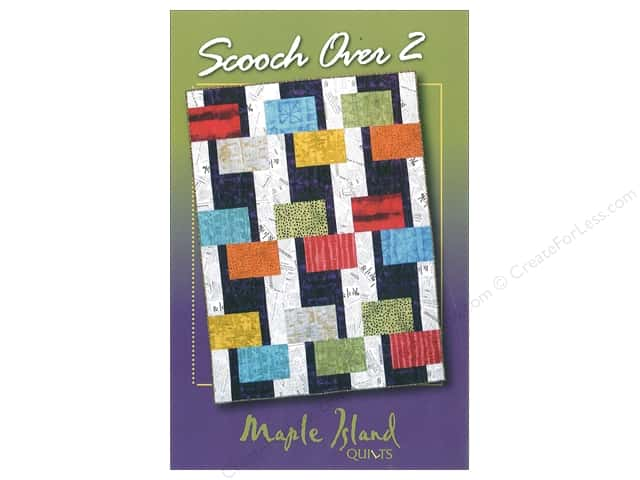 Maple Island Quilts Scooch Over 2 Pattern