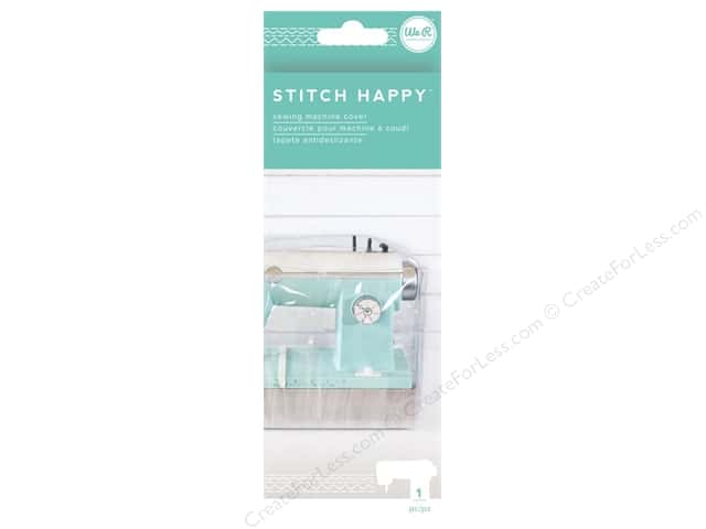 We R Memory Collection Stitch Happy Machine Cover