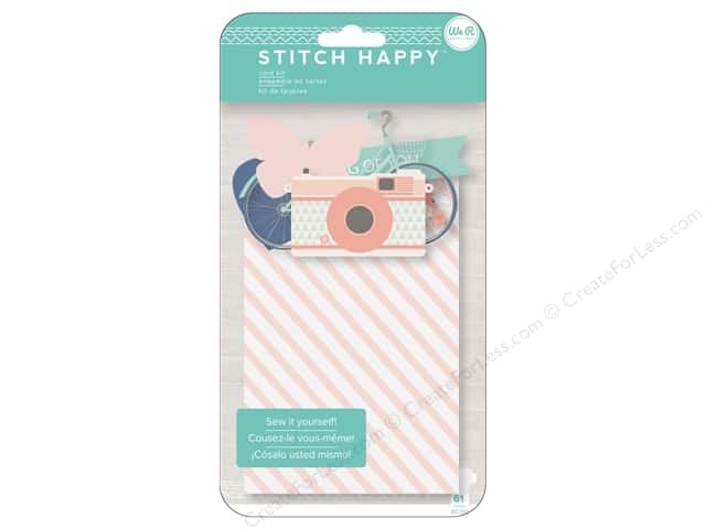 We R Memory Collection Stitch Happy Kit Card