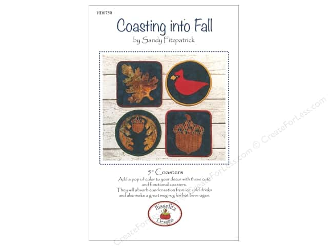 Hissyfitz Designs Coasting Into Fall Pattern