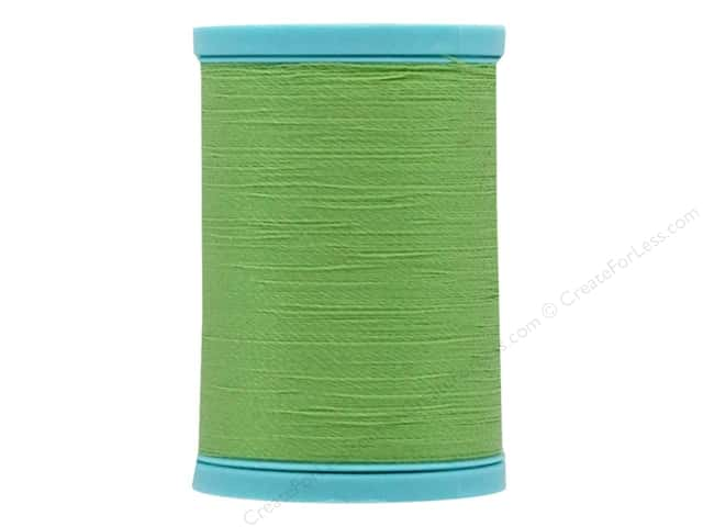 Coats & Clark Eloflex Stretchable Thread Lime 225yd