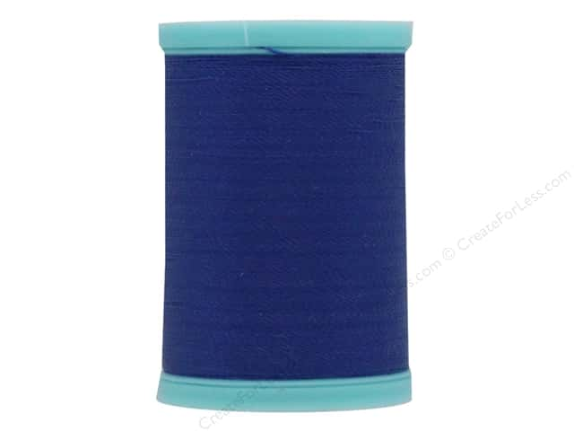 Coats & Clark Eloflex Stretchable Thread Yale Blue 225yd