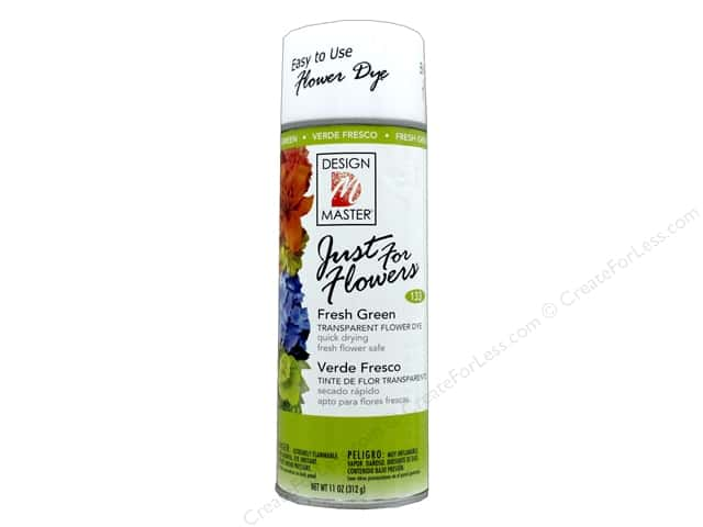 Design Master Just For Flowers 11oz Fresh Green
