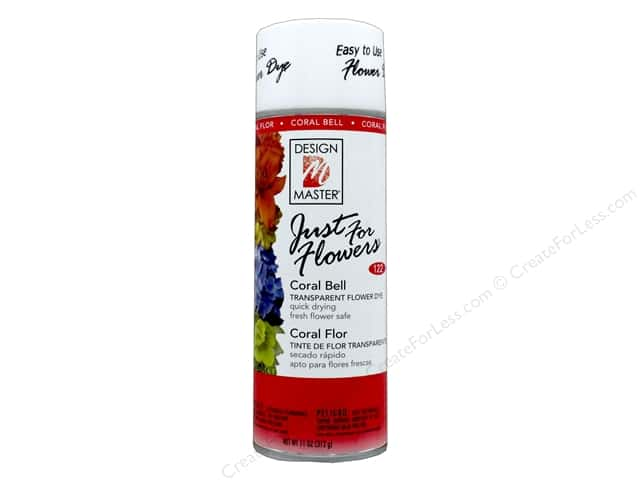 Design Master Just For Flowers 11oz Coral Bell