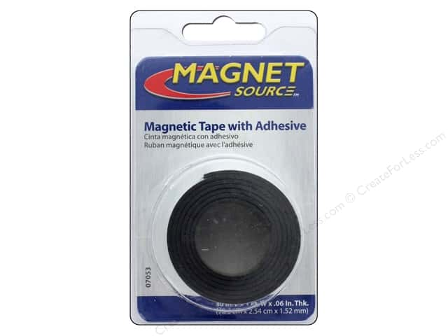 The Magnet Source Flexible Magnetic Tape 1 x 30 in.