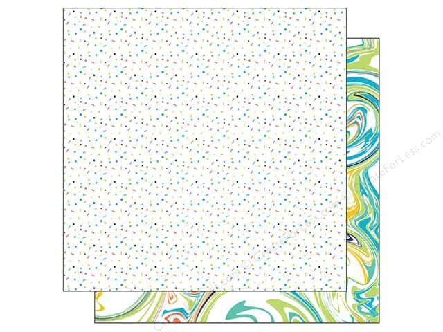 Photo Play CAKE Party Animal Paper 12x12 Confetti (25 pieces)