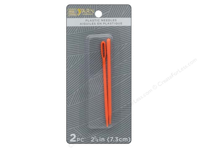 Darice Plastic Needles 2 pc.