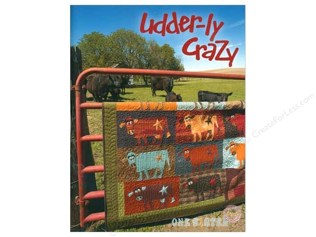 One Sister Designs Udder-ly Crazy Book