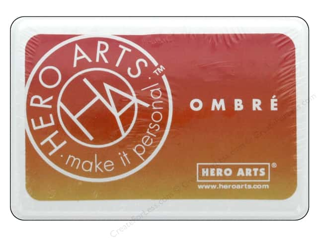 Hero Arts Ink Pad Ombre Serengeti Sunset