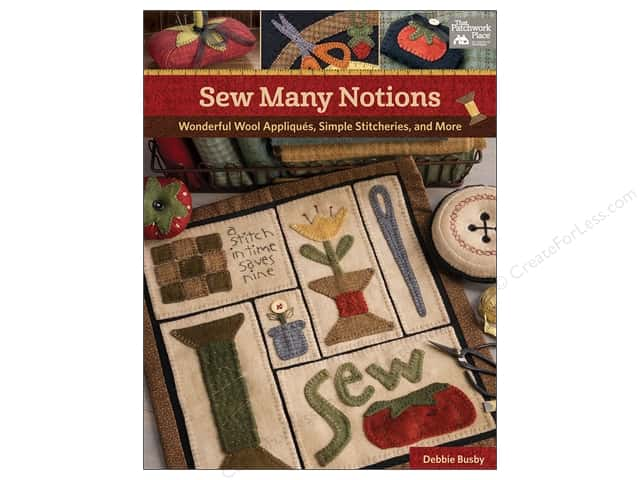 Sew Many Notions Book