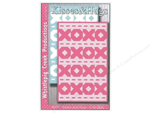 Whistlepig Creek Kisses and Hugs Pattern