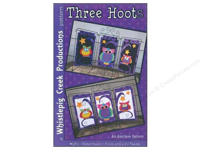 Whistlepig Creek Three Hoots Pattern
