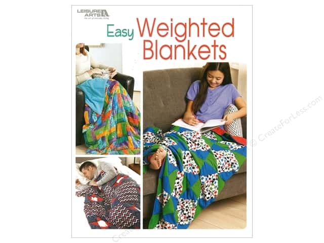 Easy Weighted Blankets Book