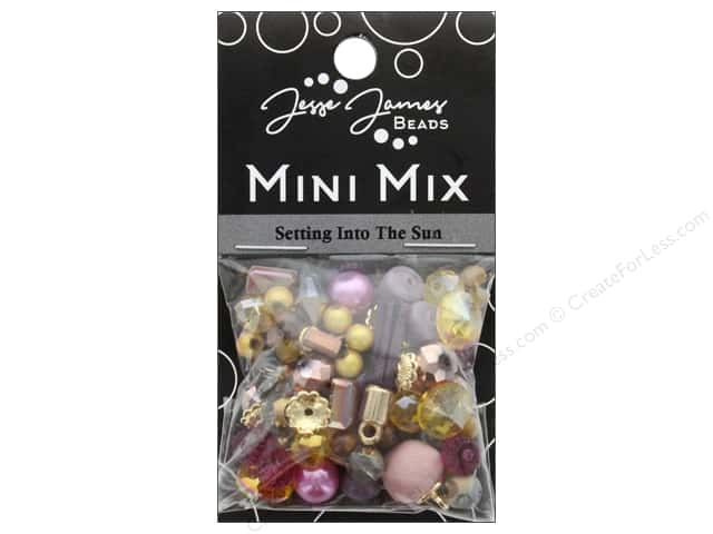 Jesse James Bead Mini Mix Setting Into The Sun