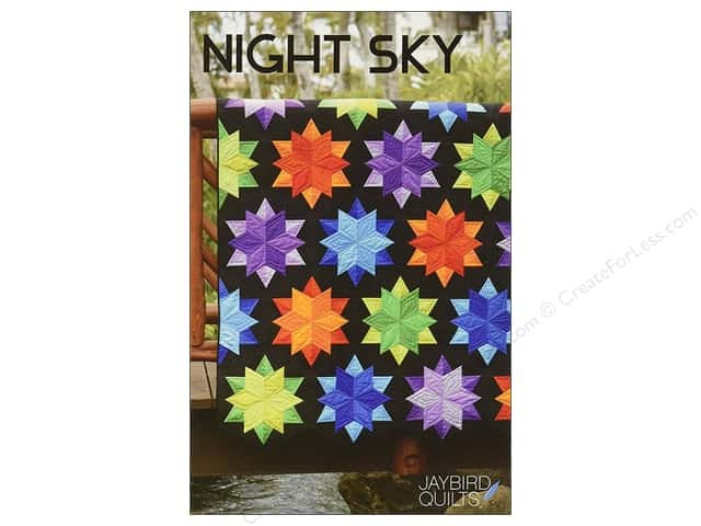 Jaybird Quilts Night Sky Pattern