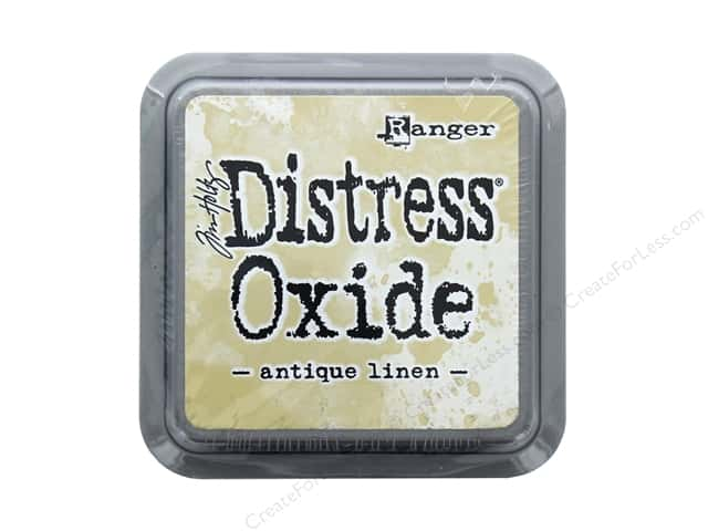 Ranger Tim Holtz Distress Oxide Ink Pad Antique Linen