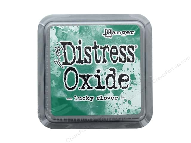 Ranger Tim Holtz Distress Ink Pad Oxide Lucky Clover