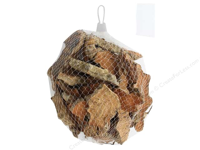 Sierra Pacific Crafts Wood Piece Irregular Shapes Natural 500gm