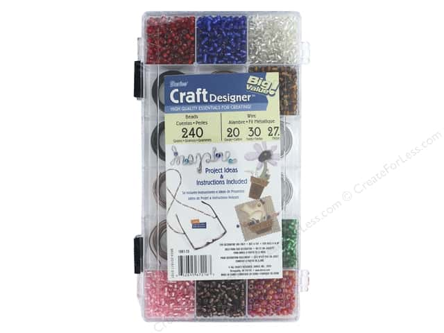 Darice Beads Craft Designer Wire Set