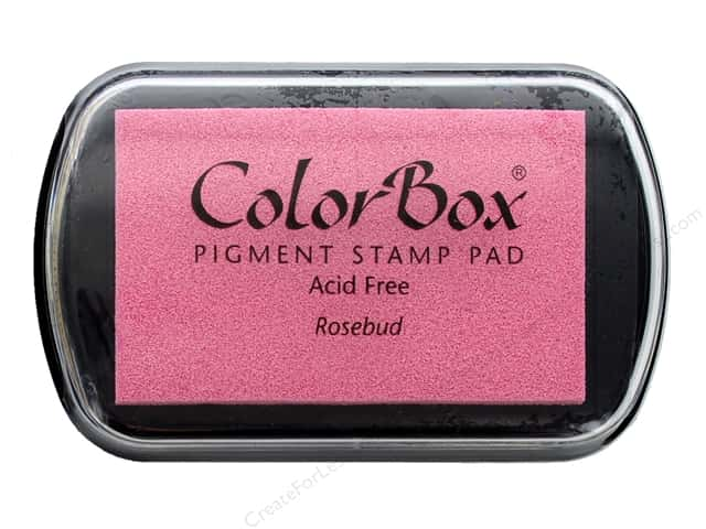 ColorBox Pigment Inkpad Full Size Rosebud