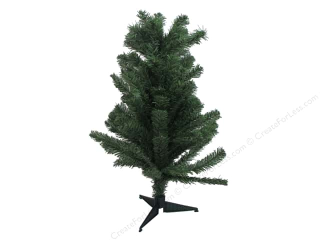 Darice Decor Christmas Tree Mini 24 inch