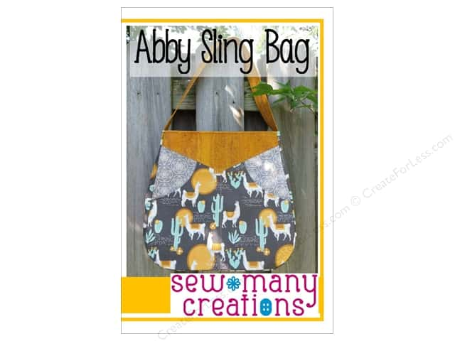 Sew Many Creations Abby Sling Bag Pattern