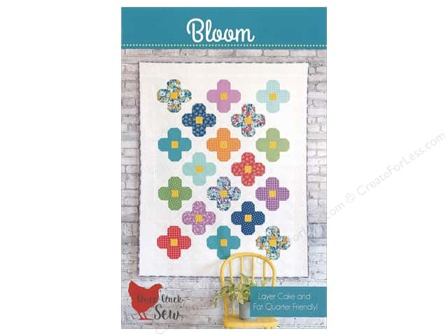 Cluck Cluck Sew Bloom Pattern