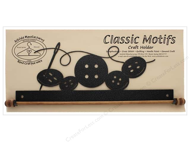"Ackfeld 12"" Buttons Fabric Holder Charcoal"