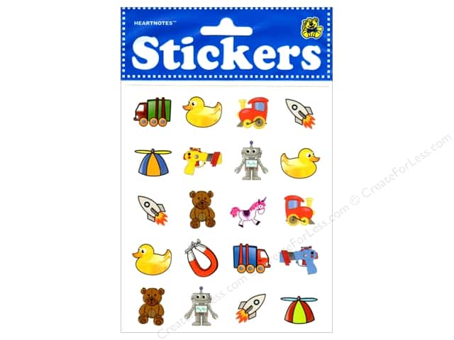Heartnotes Sticker Fun Toys