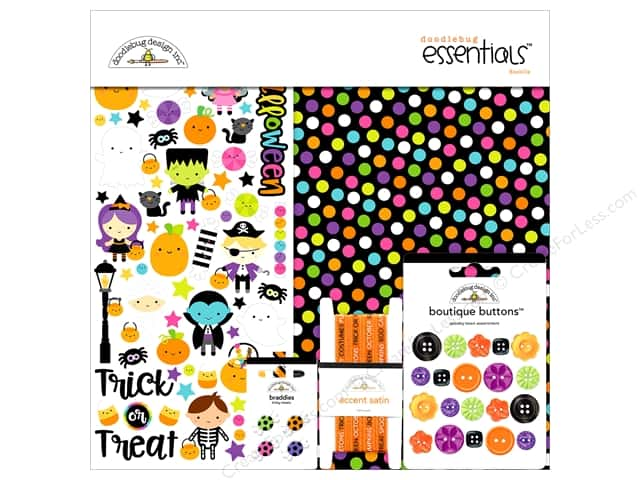 Doodlebug Booville Essentials Kit