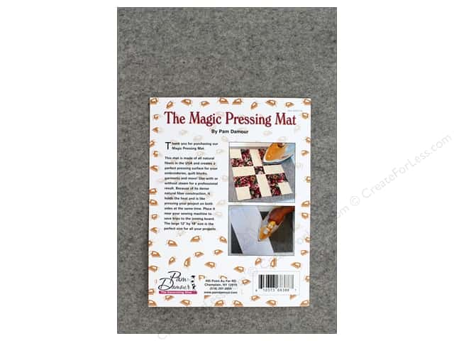 "Pam Damour Magic Pressing Mat 12""x 18"""