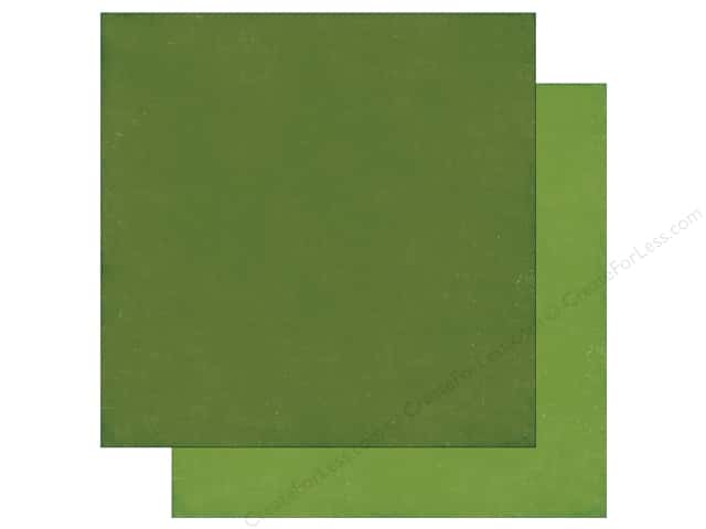 Echo Park A Perfect Christmas Paper 12 in. x 12 in. Lt. Green/Dk. Green (25 pieces)